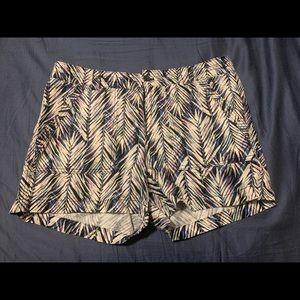 Banana Republic shorts - multicolored